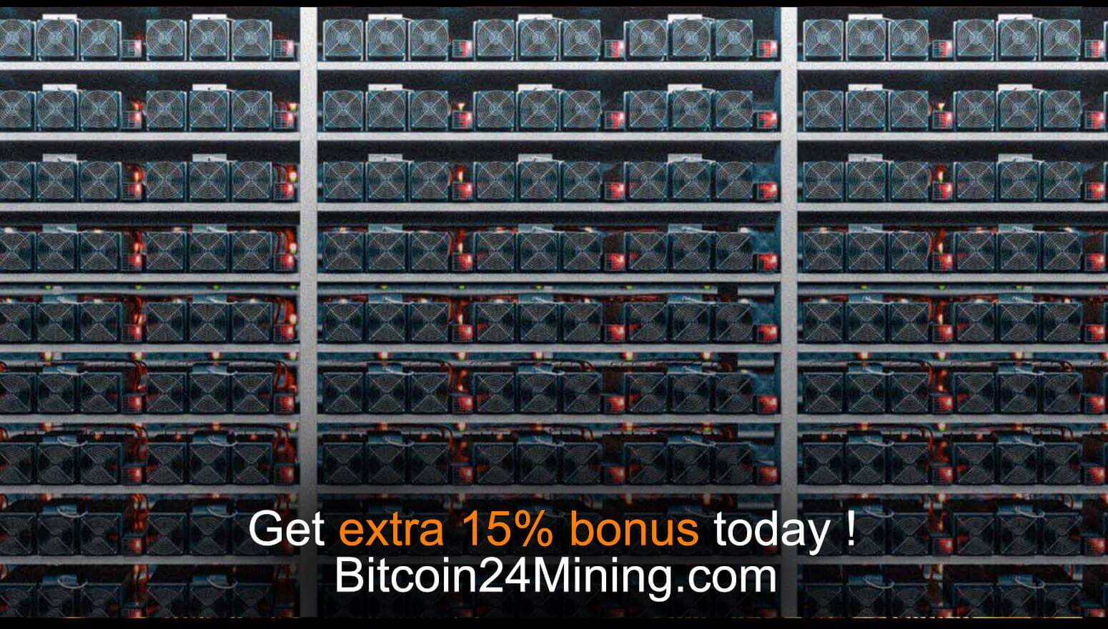 Bitcoin24mining Brings BTC Mining Contracts to Make Money for Each Novice & Experienced Investor
