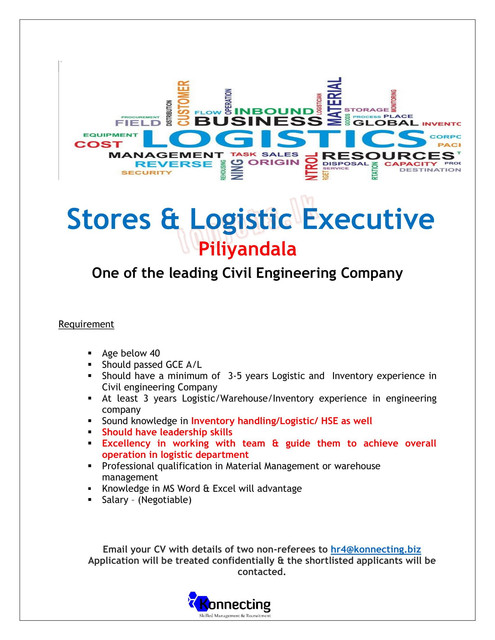 1156c-Stores-Logistic-Executiveo1