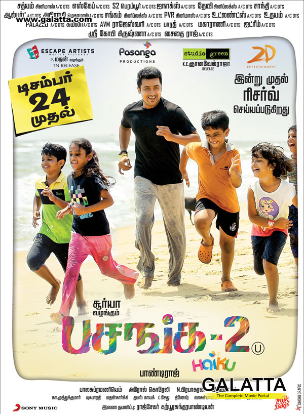 Pasanga 2 2015 Hindi Dubbed Movie HDrip x264 AAC