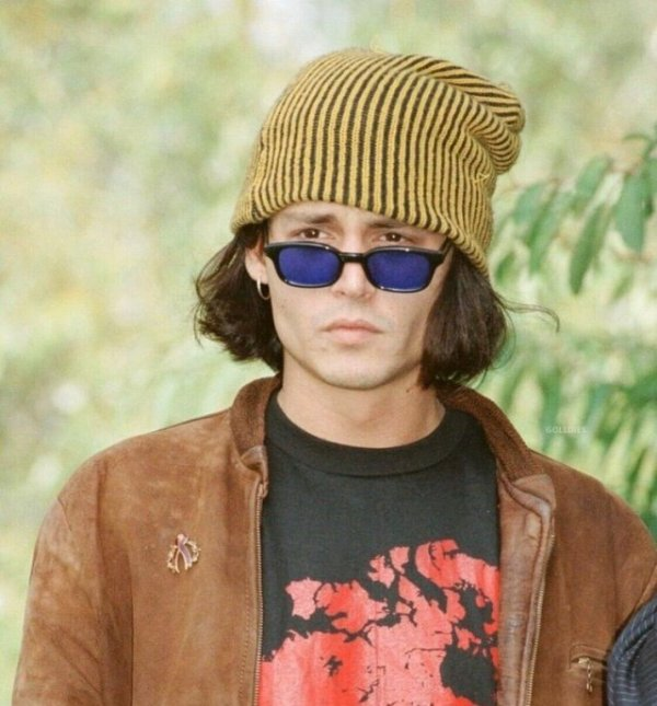Джонни Депп, 1994 год