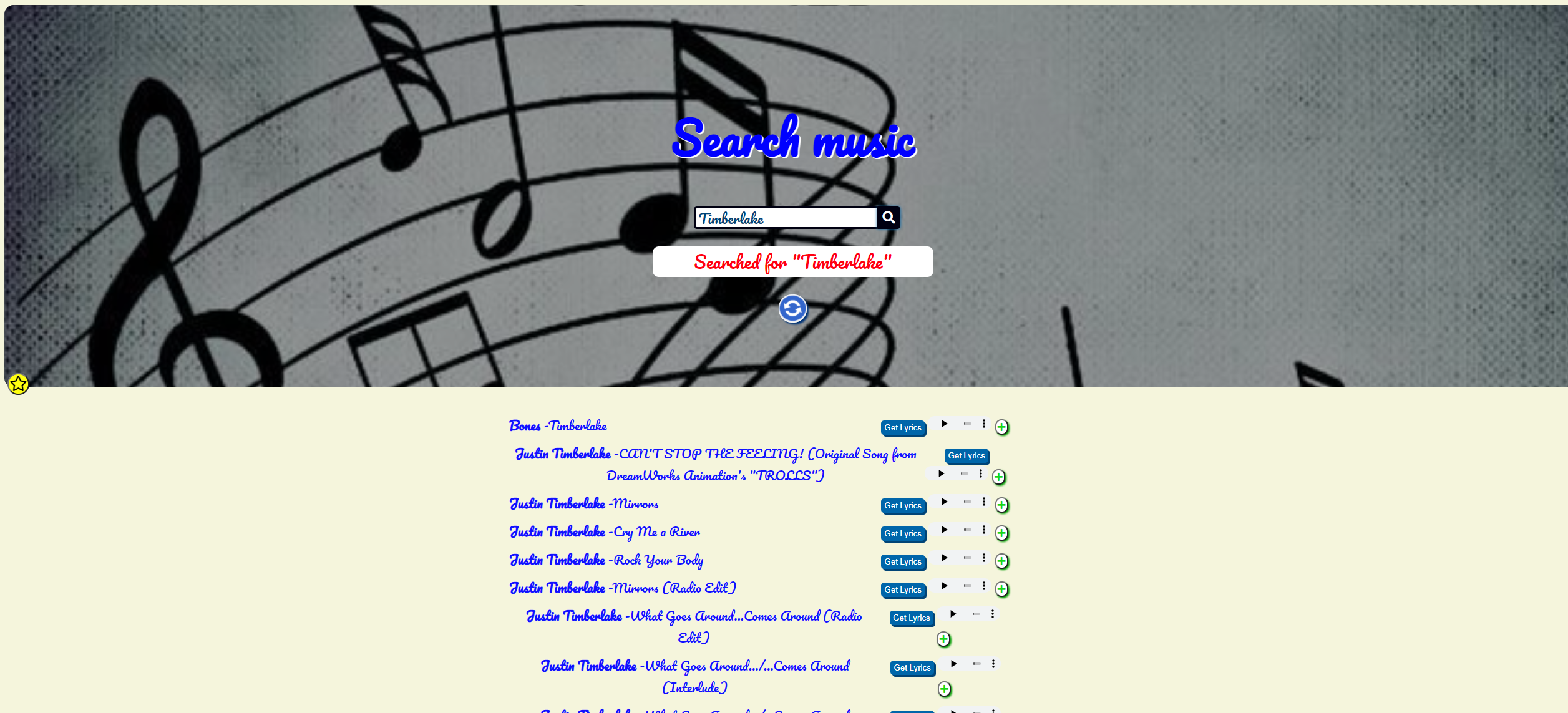 Song-Search