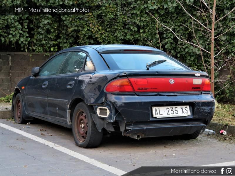 Auto Abbandonate - Pagina 11 Mazda-323-Lantis-1-8-114cv-97-AL235-XS
