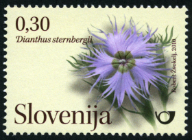 Slovenia stamps CVIJET-0-30