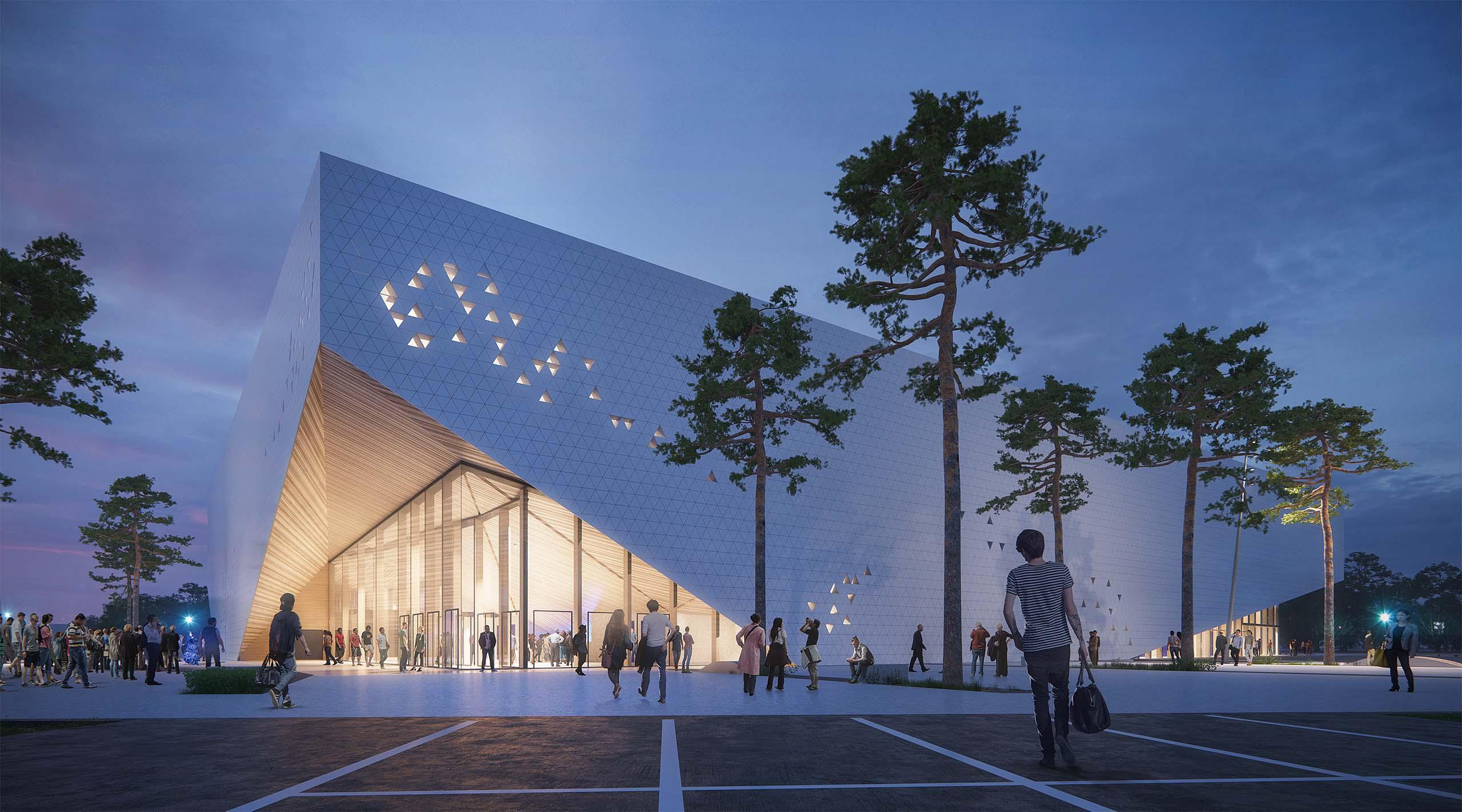 « Arena Futuroscope » grande salle de spectacles et de sports · décembre 2021 - Page 7 Poitiers-cam2-plan-32560px
