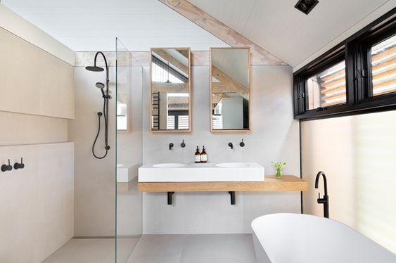 Стили для ванных комнат