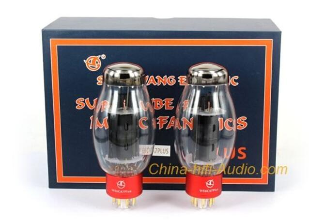 China-Hifi-Audio Announces to Offer Vacuum Tubes from Major Brands Psvane and Shuguang at Cost Saving Prices