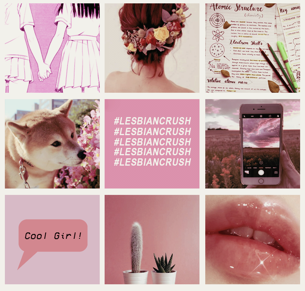 RamQueen moodboard (Disclaimer: all images/photos used on this moodboard are NOT of my property, I just found them on Google Images)