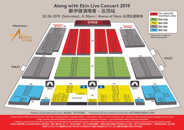 Along-with-Ekin-Live-Concert-2019-Floor-Plan