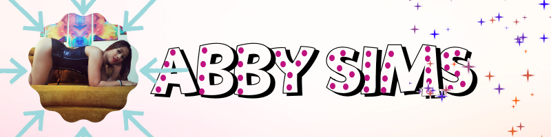AbbySims About me! custom pic 1