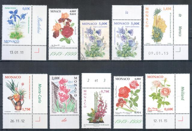 Monaco-Flowers