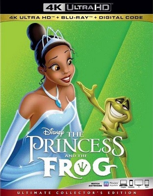 La Principessa E Il Ranocchio (2009) FullHD 1080p HEVC DTS ITA + AC3 ENG