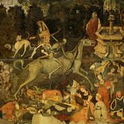 Trionfo-della-morte-gi-a-palazzo-sclafani-galleria-regionale-di-Palazzo-Abbatellis-palermo-1446-affresco-staccato
