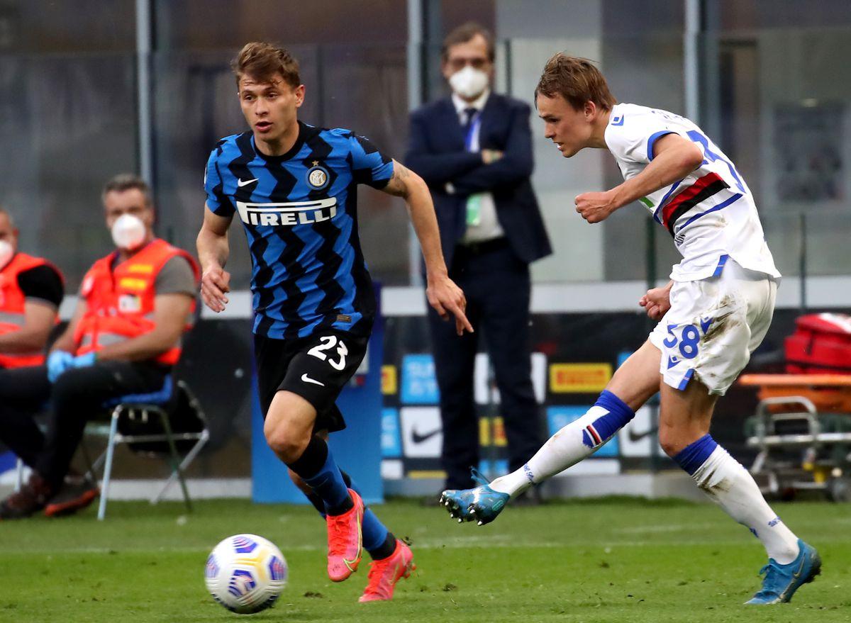 Sampdoria-Inter Streaming TV, dove vedere Gratis la partita
