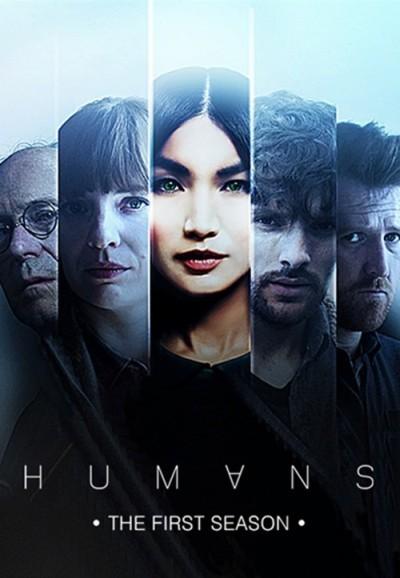 Humans (2015) sezon 1 PL.720p.BluRay.AC3.2.0.x264-Ralf / Lektor PL