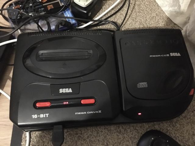 [Vendu] Sega MegaCD 2 Region Free + Megadrive 2 Region Free switchless + Jeux 0-F4-CD172-E9-AC-4997-92-F1-D62-D90-A02-FA2