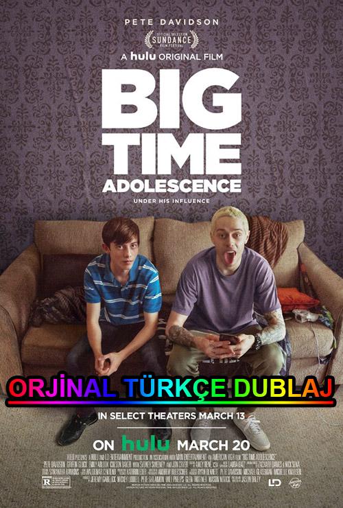 Big Time Adolescence | 2020 | WEB-DL | XviD | Türkçe Dublaj | m720p - m1080p | WEB-DL | Dual | TR-EN | Tek Link