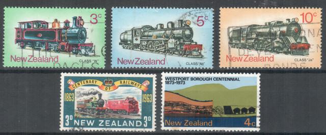 NZ-Trains