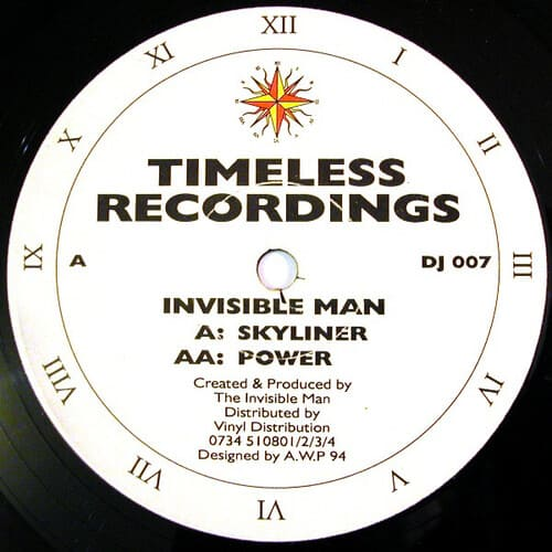 Download Invisible Man - Skyliner / Power mp3