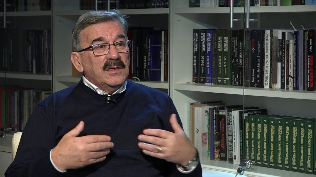 Lazović otvoreno: Srbi nisu morali napustiti Sarajevo, Alija Izetbegović je bio čovjek mira!