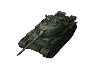 Премиум танк Type 62 World of Tanks Blitz