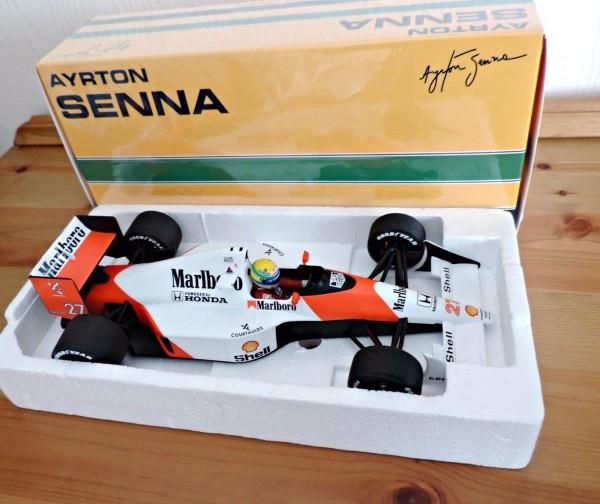 Senna 1990 MP4-5B