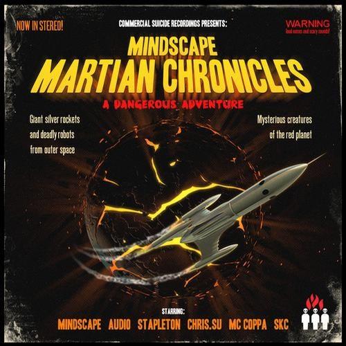 Mindscape - Martian Chronicles (A Dangerous Adventure) 2012