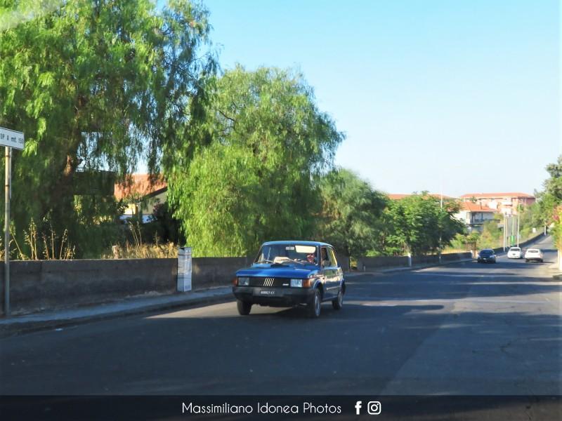 avvistamenti auto storiche - Pagina 33 Fiat-127-1050-49cv-84-CT668627