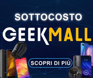 Promozione Geekmall sui migliori prodotti Xiaomi