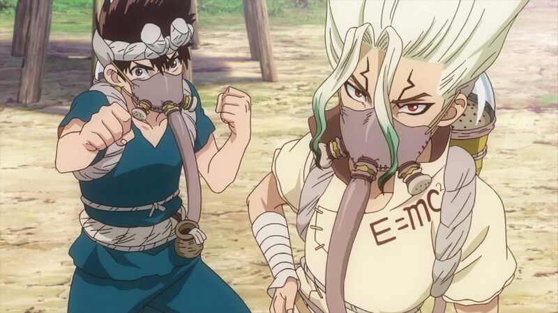 Dr. Stone Episode 12 Subtitle Indonesia