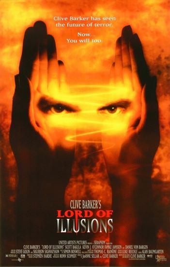 Władca iluzji / Lord of Illusions (1995) PL.BRRip.XviD-GR4PE | Lektor PL