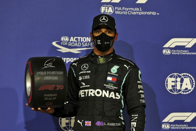 F1 GP de Bahreïn 2020 (éssais libres -1 -2 - 3 - Qualifications) M253058