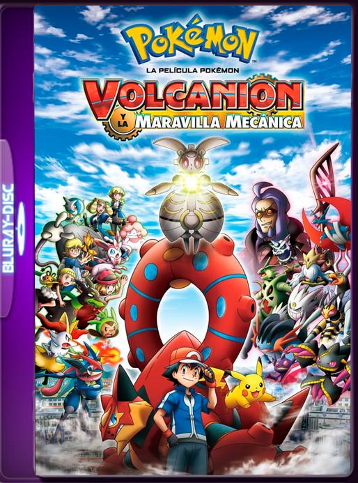 Pokémon: Volcanion y la maravilla mecánica (2016) 60fps LAT-JAP (GoogleDrive) OROCHIMARU69