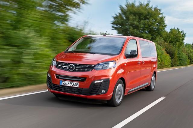 De l'électricité dans l'air : l'Opel Zafira-e Life tout électrique en vente à partir de 51 500 euros bonus environnemental déduit Opel-Zafira-e-512820