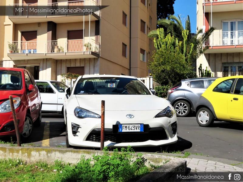 Avvistamenti auto rare non ancora d'epoca - Pagina 20 Toyota-GT86-2-0-200cv-18-FM643-VR-2