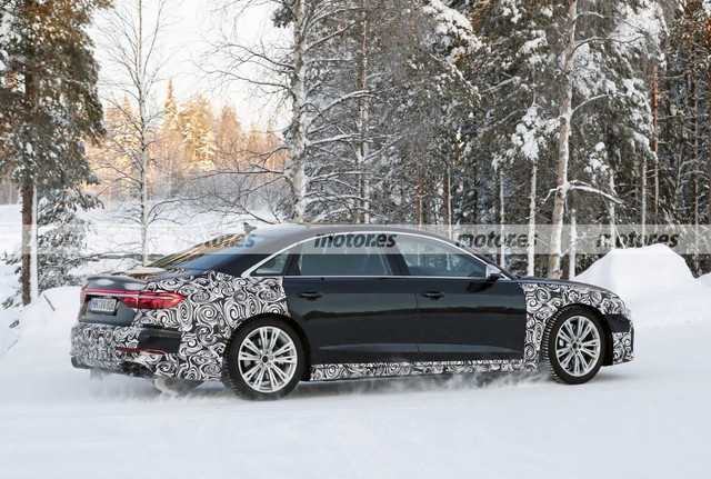 2017 - [Audi] A8 [D5] - Page 13 67119-DFF-2244-46-D1-91-B9-E8174-E578-AAC