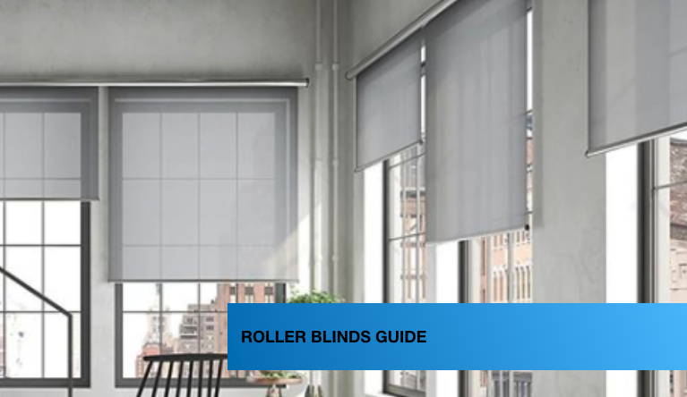 Roller Blinds Guide image cover