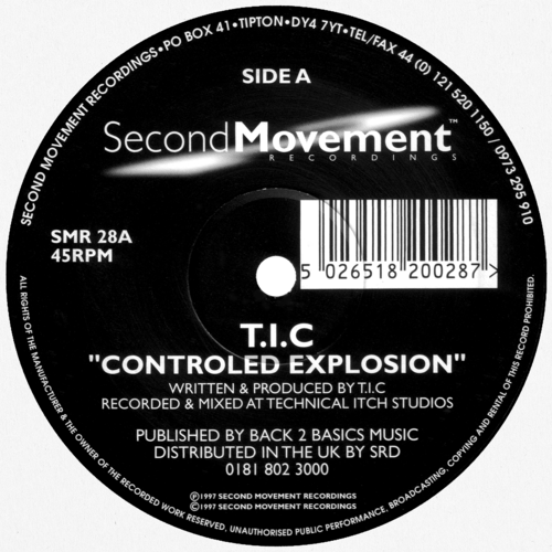 T.I.C - Controlled Explosion