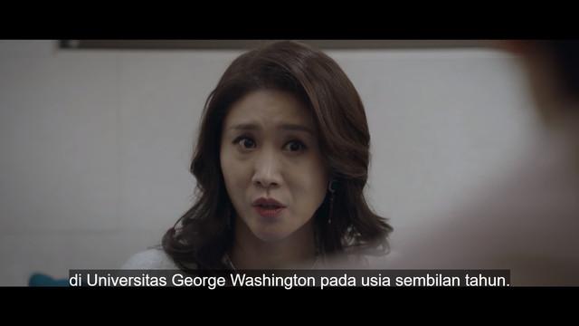 Laura Jung menceritakan tentang masa lalu tutor Kim di Amerika.