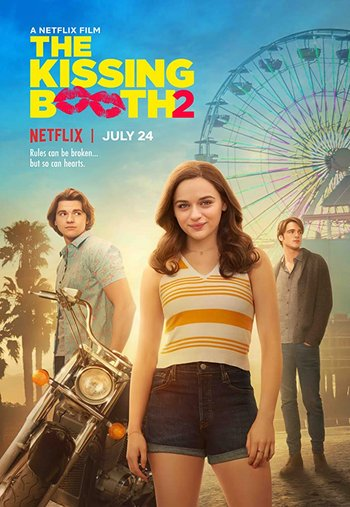 The Kissing Booth 2 (2020) Hindi Dubbed 720p HDRIp Esubs DL