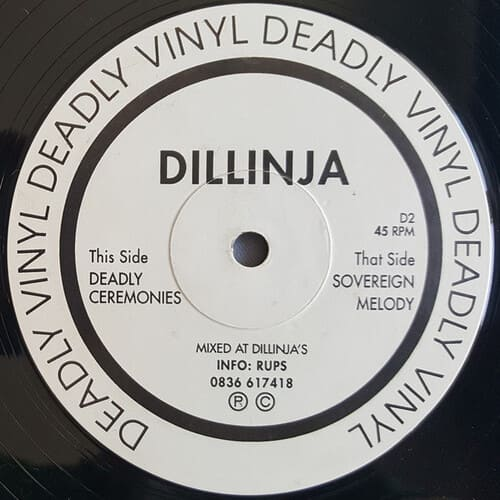 Download Dillinja - Deadly Ceremonies / Sovereign Melody mp3