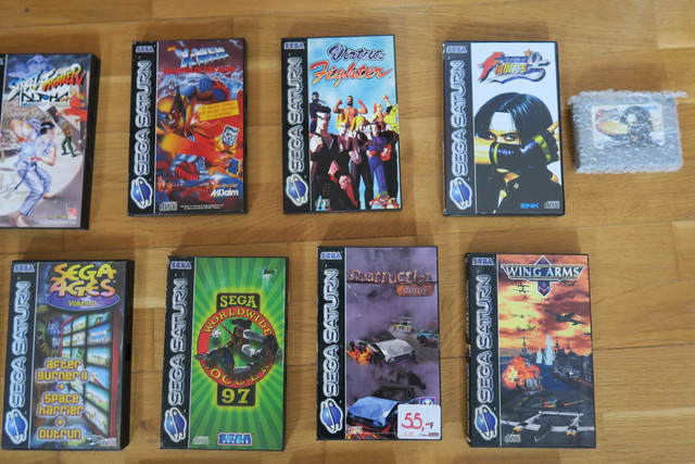 [VDS] Lot 16 Jeux Sega SATURN IMG-0106