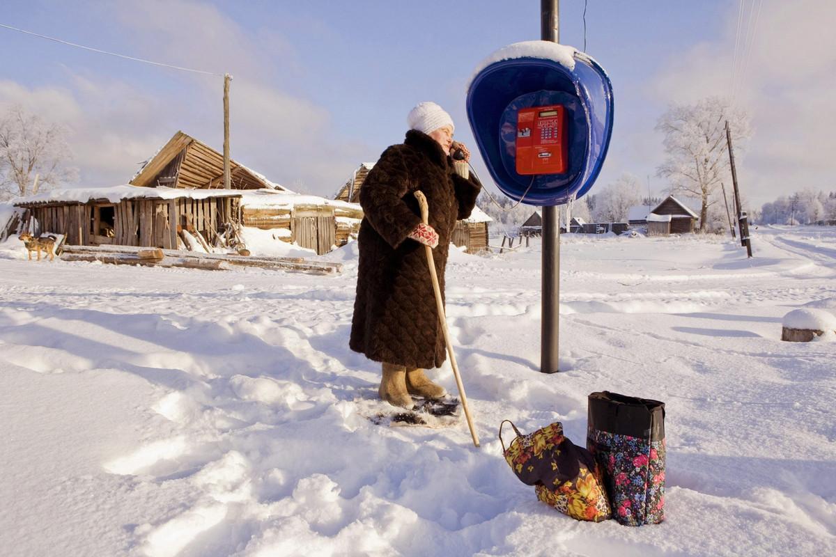 «Русские сказки». Фотограф Франк Херфорт 17