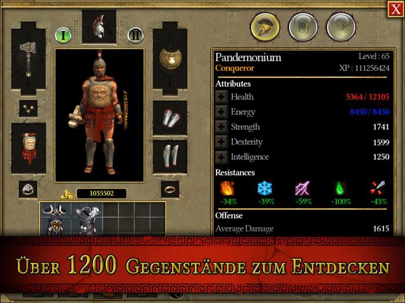 Titan Quest (MOD, Unlimited Money)