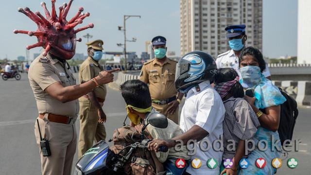 India Akan Longgarkan Lockdown Corona Meski Catat Rekor Kasus Harian