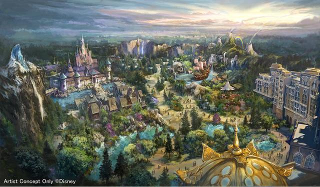"[Tokyo DisneySea] Fantasy Springs : nouveau Port ""Reine des Neiges/Raiponce/Peter Pan"" (2022) - Page 5 FS1"