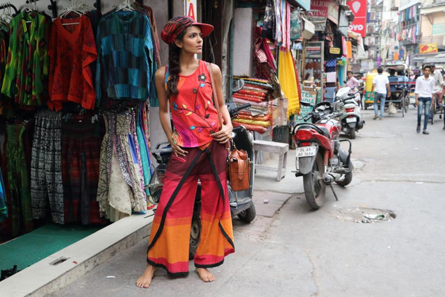 Paharganj-Bazaar