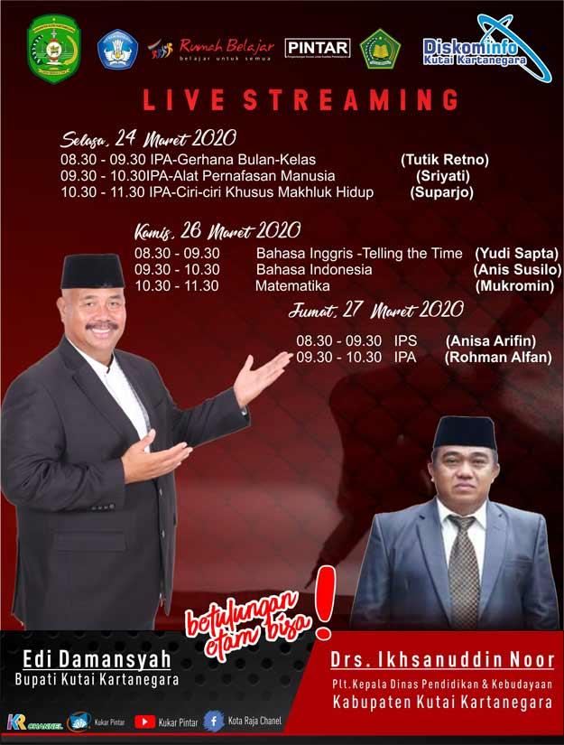 jadwal-live-streaming-pendidikan-Kukar.