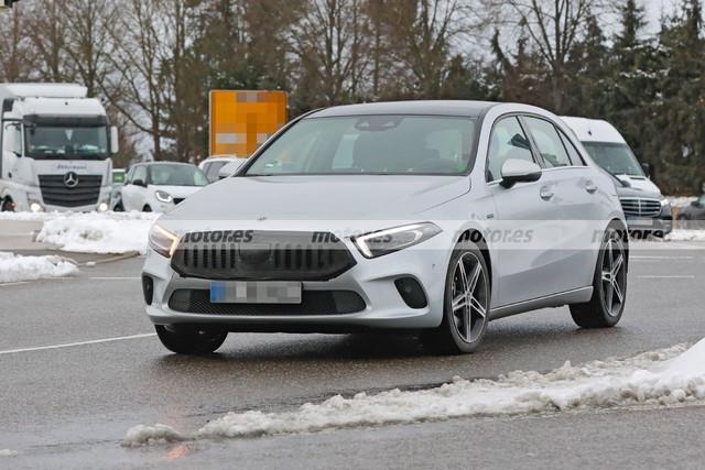 2022 - [Mercedes-Benz] Classe A restylée  FB406-BAD-182-D-4-C18-83-E3-57-C9-E1-EED4-F6