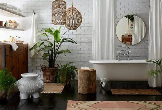 Предметы для ванной комнаты