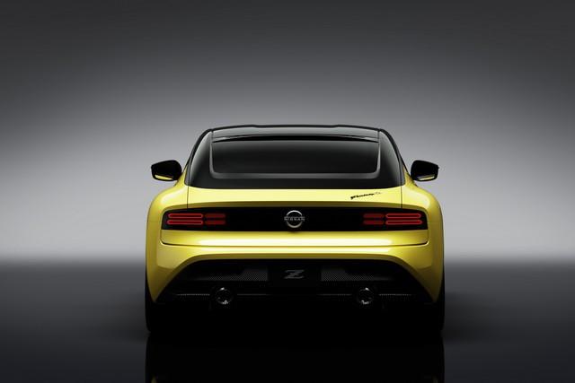 Le Nissan Z Proto : Inspiré Du Passé, Tourne Vers Le Futur 200916-01-010-source